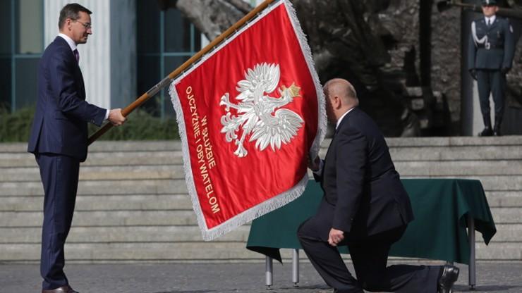 Morawiecki: staramy się o krok wyprzedzać tych, którzy chcą nieuczciwe żerować na Polsce