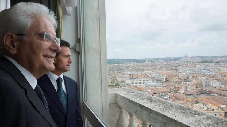 Włochy: politycy solidaryzują się z ostro skrytykowanym prezydentem