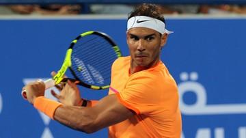 2016-12-31 Triumf Nadala w turnieju pokazowym w Abu Zabi