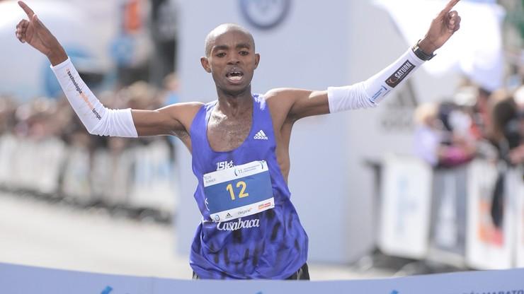 Półmaraton Warszawski - Kenijczyk Daniel Muteti najszybszy