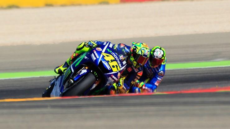 MotoGP w Aragonii: Transmisja na żywo wyścigu głównego