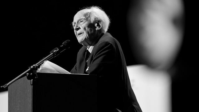 Zmarł socjolog Zygmunt Bauman