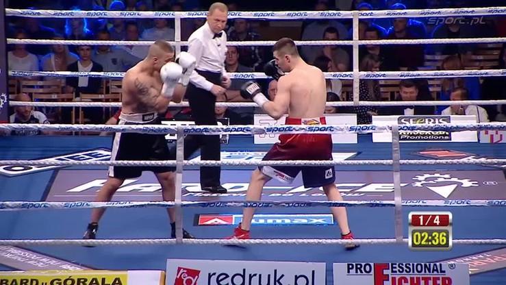 2016-05-07 Paweł Stępień - Dariusz Grajdek. Skrót walki