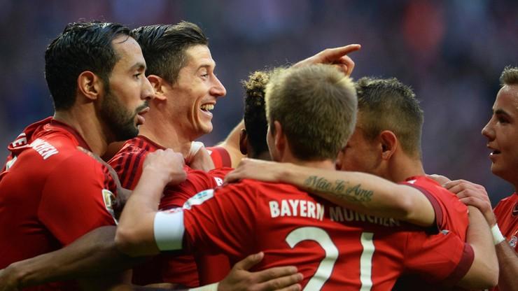 Bundesliga: Lewandowski zawodnikiem kolejki po raz czwarty