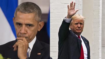 """16-05-2016 05:11 Obama krytykuje pomysł Trumpa: """"to nie jest cool nie wiedzieć o czym się mówi"""""""