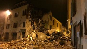 2016-10-27 Brak ofiar to cud. Tysiące osób bez dachu nad głową po trzęsieniu ziemi we Włoszech