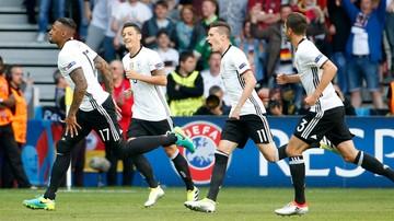 Niemcy - Słowacja: Skrót meczu Euro 2016 (WIDEO)