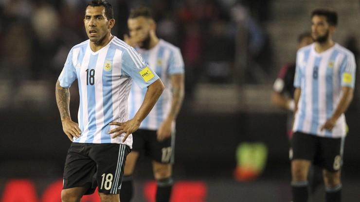 Eliminacje MŚ: Porażki Argentyny i Brazylii na początek!