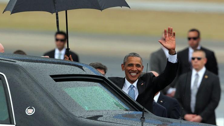 """""""Financial Times"""": wizyta Obamy na Kubie filarem szerszego podejścia USA do regionu"""