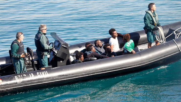 Straż przybrzeżna Rumunii uratowała ponad 150 migrantów na Morzu Czarnym