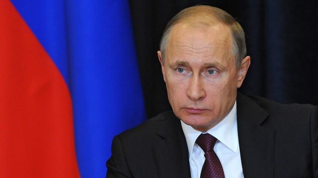 Putin zarządził sprawdzian gotowości bojowej sił zbrojnych