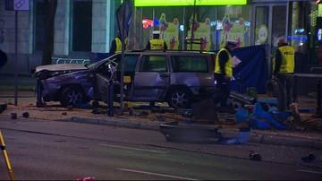 28-11-2016 16:41 Wjechał w przystanek autobusowy i śmiertelnie potrącił dwie osoby. Właśnie usłyszał wyrok