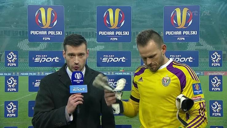 Pawełek: Gol w końcówce wlał nadzieję w awans