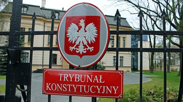 12 stycznia odbędzie się rozprawa w TK ws. zaskarżonych uchwał Sejmu dotyczących grudniowego wyboru sędziów