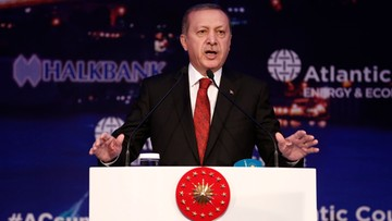 24-11-2015 20:06 Erdogan: Turcja starała się uniknąć zestrzelenia rosyjskiego bombowca