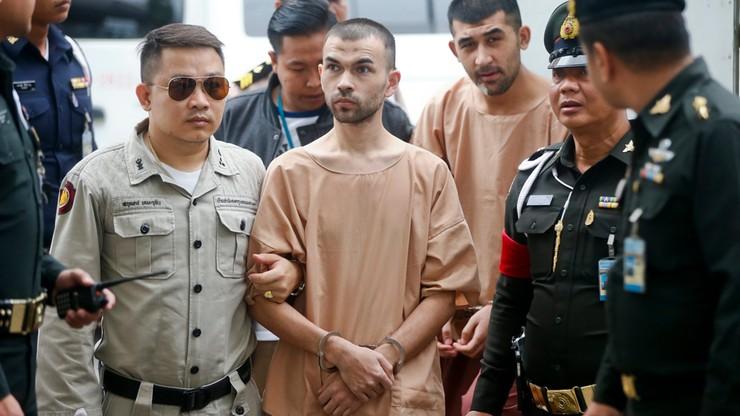 Oskarżeni o zamach w Bangkoku przed sądem