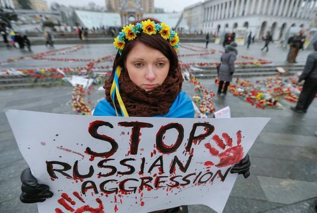 Ukraina uznała Rosję za agresora