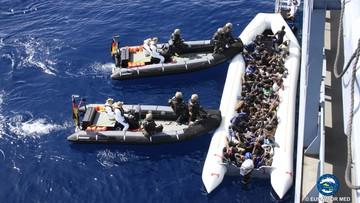 06-11-2016 15:12 Niemcy chcą odsyłać uratowanych na morzu migrantów prosto do Afryki