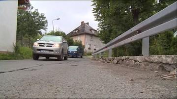 17-07-2016 15:50 Kierowca potrącił kobietę, a potem uciekł. Policja poszukuje sprawcy wypadku