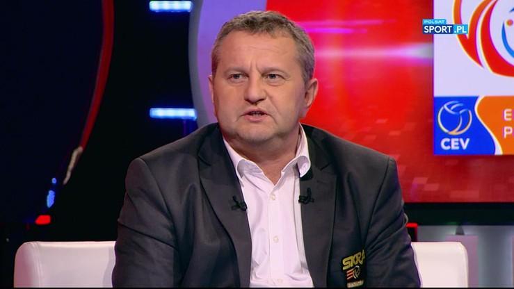 Prezes PGE Skry: Kurek mógł już nawet nie wrócić do siatkówki