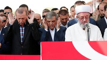 17-07-2016 15:55 Premier Turcji: życie w kraju wraca do normy