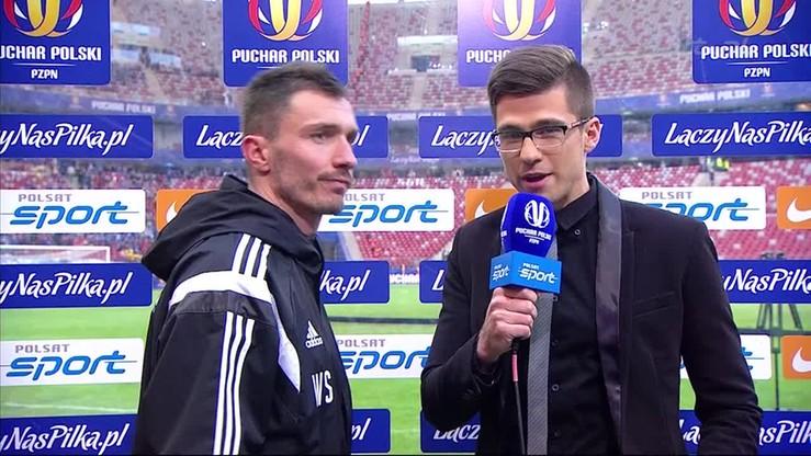 2015-05-02 Saganowski: Puchar moją specjalnością!