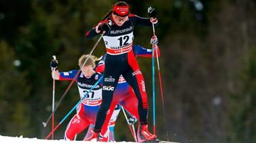 2015-12-06 Kowalczyk trzecia w narciarskim maratonie w Livigno