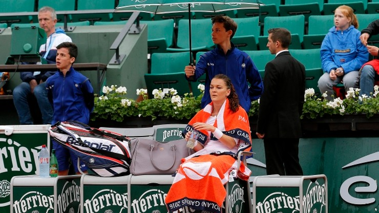 French Open: Radwańska dawno nie przegrała z tak nisko notowaną rywalką