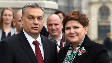08-02-2016 14:50 Po rozmowach Szydło-Orban. Umocniona współpraca Grupy Wyszehradzkiej