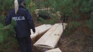 5,5 roku więzienia za kradzież samochodu z trumnami, w których były ciała