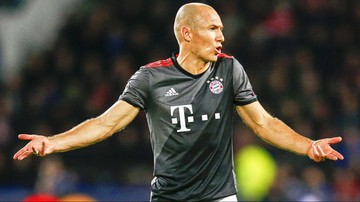 2016-11-18 Robben nie zagra z Borussią