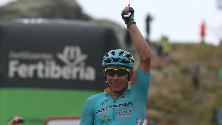 Vuelta a Espana: Lopez wygrał etap, Froome nadal liderem