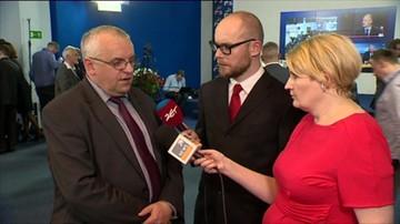 Adam Lipiński (PiS) komentuje sondażowe wyniki wyborów