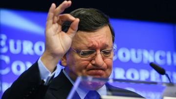 12-07-2016 19:24 Coraz szersza krytyka byłego szefa KE Barroso za objęcie kontrowersyjnej posady