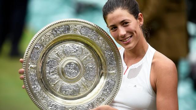 Muguruza mistrzynią Wimbledonu