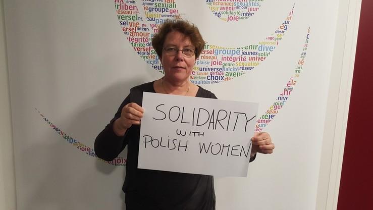 """Kobiety z całego świata wspierają Polki w akcji """"Odzyskać wybór"""" ws. aborcji"""