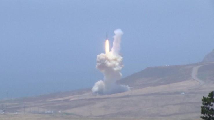"""""""Sygnał dla Pjongjangu"""". Test rakietowego systemu obronnego USA zakończył się sukcesem"""