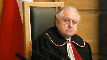 23-11-2016 13:57 Prezes TK: wyjaśnienia sędziego Muszyńskiego nie były konkluzywne