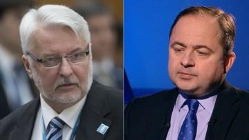 """27-03-2017 09:01 """"Można zakwestionować wybór Tuska"""" - szef MSZ. """"Nie widzę wady prawnej"""" - wiceszef MSZ"""