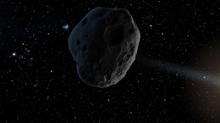 """Twórcy """"kosmicznej wiertarki"""" chcą sprowadzić na Ziemię surowiec z asteroidy"""
