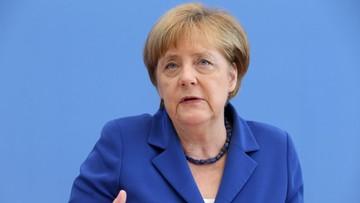 Merkel broni swojej polityki migracyjnej