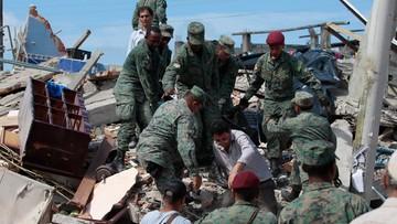 17-04-2016 18:54 233 ofiary śmiertelne trzęsienia ziemi w Ekwadorze