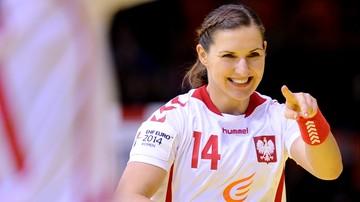 2016-07-09 Kudłacz-Gloc z nagrodą EHF dla najlepszej zawodniczki czerwca
