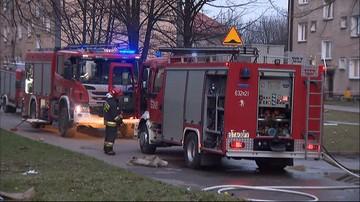Wybuch gazu w kamienicy w Bytomiu; dwie osoby nie żyją
