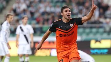 2017-01-08 Napastnik Zagłębia Lubin przeniósł się do Piasta Gliwice