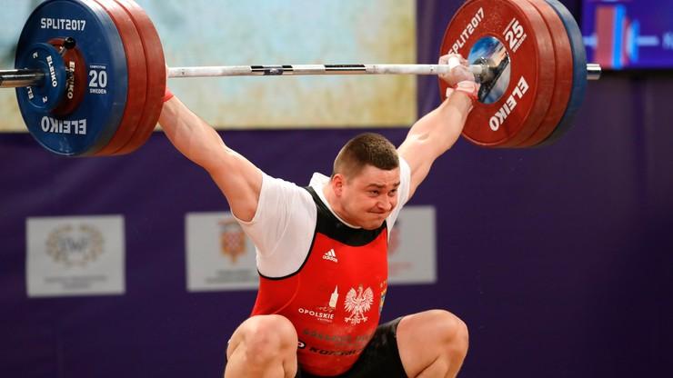 MŚ w ciężarach: Piąte miejsce Michalskiego w 105 kg