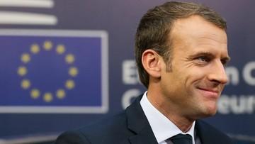 """2017-10-21 """"Europejskie marzenia Macrona zderzyły się z rzeczywistością"""". Francuskie media po szczycie UE"""