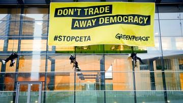 2016-10-19 Wiceminister rozwoju: ratyfikacja polskiego parlamentu kluczowa dla stosowania CETA