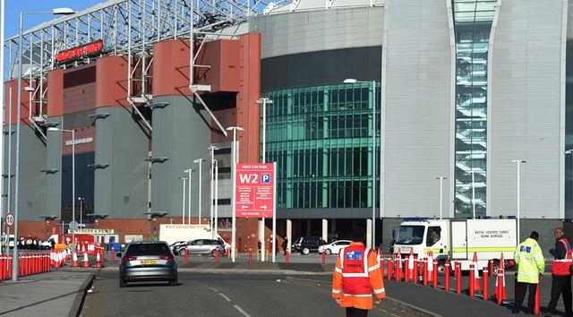 Przedmiot wysadzony na stadionie w Manchesterze to pozostałość po ćwiczeniach