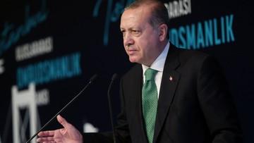 Erdogan proponuje USA wymianę Gulena na pastora Brunsona